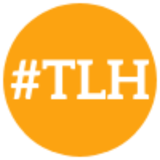 The Transformation Leaders Hub logo - the place for those working in change & transformation